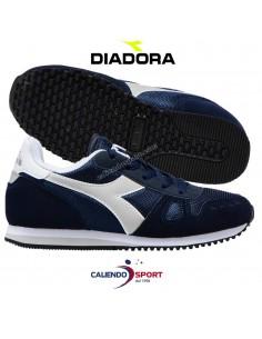 SHOE DIADORA SIMPLE RUN 174382 60063 BLUE GS