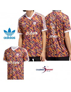 T-SHIRT ADIDAS EC7338 ALLOVER CLUB KNIT ORIGINALS