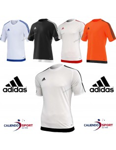 MEN'S T-SHIRT ADIDAS ESTRO 15 JERSEY SOCCER SPORT FOOTBALL