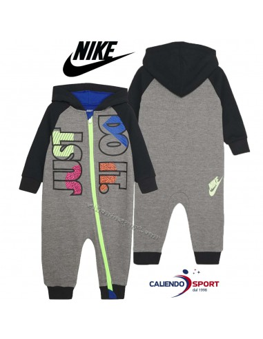 ROMPER NIKE 56G944 GEH INFANTS NEWBORN