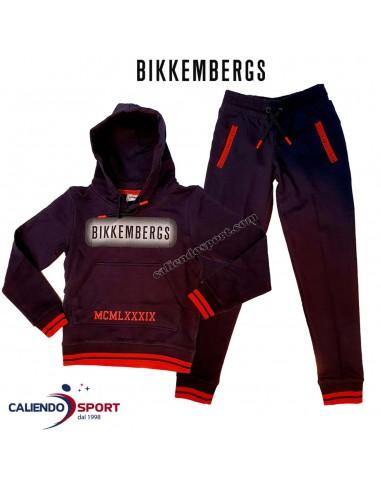TRACKSUIT FOR BOYS BIKKEMBERGS BK0104...