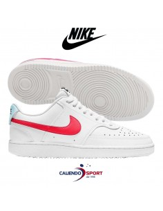 SHOE NIKE CD5434 106 COURT VISION LOW WHITE