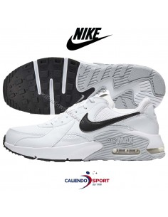 SCARPA NIKE CD4165 100 Nike Air Max Excee BIANCO