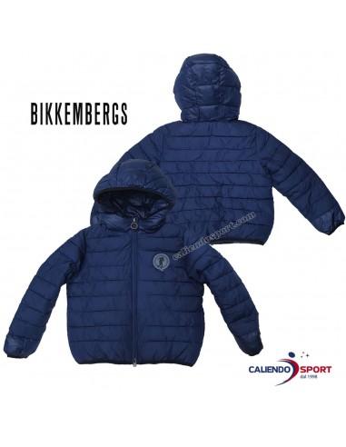 VEST BIKKEMBERG BK0114 KIDS BLUE DOWN...