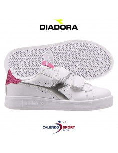 SHOE DIADORA 176601 C1639 GIRL GAME P PS