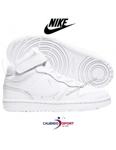 NIKE BOYS CD7783 100 COURT BOROUGH 2...