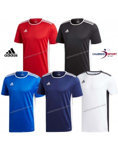 JERSEY ADIDAS ENTRADA18 CLIMALITE VARIOUS COLORS SPORTS