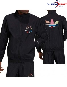 GIACCA ADIDAS H37735 TRACK TOP ADICOLOR SHATTERED TREFOIL